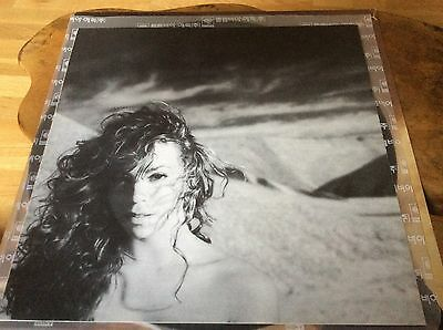 Mariah Carey - Emotions - Rare 1991 KOREAN Vinyl Album • 95£