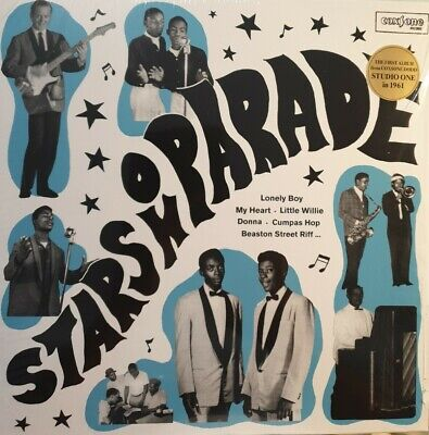 Pre-order Studio One. Stars On Parade Various Artists Lp.29.8.20 (official Uk ) • 30.95£