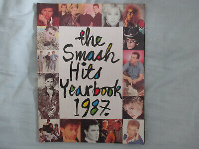 The Smash Hits Yearbook 1987. • 7.95£