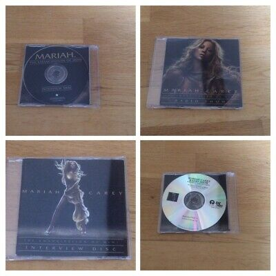 Mariah Carey - The Emancipation Of Mimi - USA Radio Show / Interview Disc PROMO. • 395£