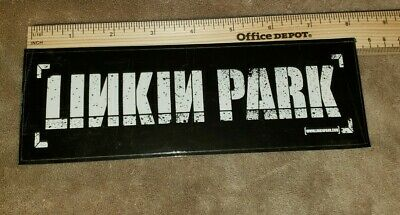 LINKIN PARK Promo Sticker Free US Shipping • 19.54£