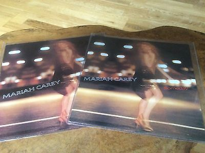 MARIAH CAREY - Someday - UK / Dutch 7  Vinyl Set. • 45£