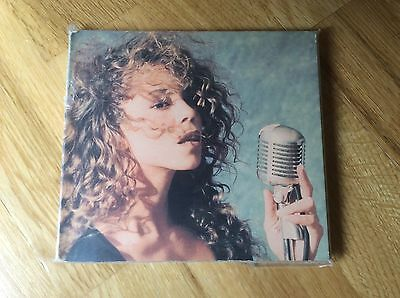 Mariah Carey - Vision Of Love - 1990 USA 1trk Picture CD Single, Ultra Rare. • 175£
