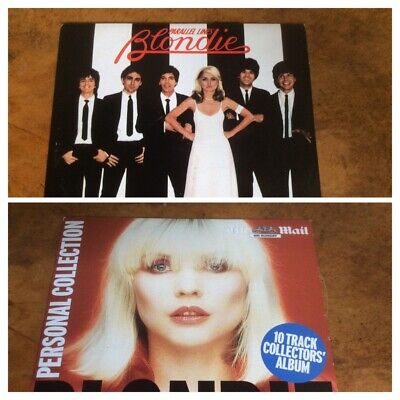Blondie - Parallel Lines / Personnel Collection - UK PROMO ONLY Set. • 20£