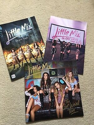 Little Mix Concert Programme Bundle • 28£