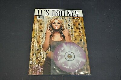 Britney Spears Opps . . . I Did It Again Tour Programme And CD • 14£