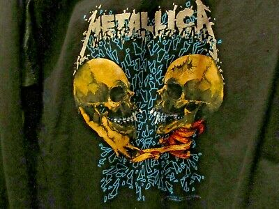 Metallica - Long Sleeved (Trontex) (XL)  • 50£