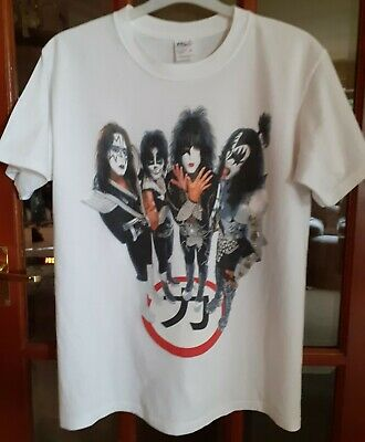 Kiss 2003 Japan Tour T Shirt Official.  • 19.99£