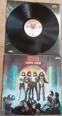 Kiss Love Gun UK PYE Vinyl.  • 5.99£