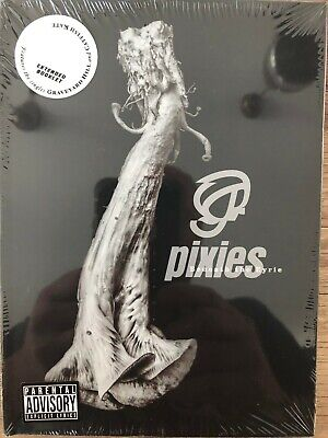 PIXIES BENEATH THE EYRIE DELUXE EDITION - NEW CD - Released 13/09/2019 New Item • 10.95£