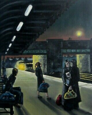 Northern Soul; Come On Train; Limited Edition A4 Print • 12.95£