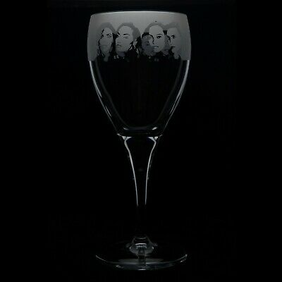 Little Mix - Engraved Crystal Wine Glass | Gift - Present • 14.99£