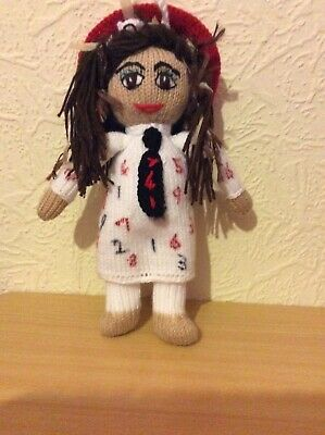 Handmade Boy George Culture Club Novelty Mascot Doll • 20£