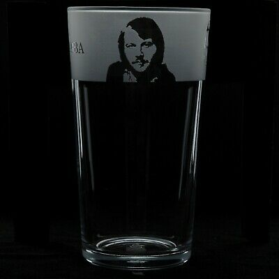 Abba - Engraved Pint Glass | Gift - Present | FREE SHIPPING • 15.99£