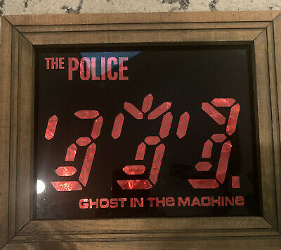 The Ghost In The Machine Carnival Mirror • 32.54£