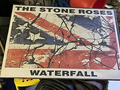 Stone Roses Waterfall Canvas • 13.50£