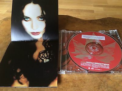 Sarah Brightman - Eden - 1998 USA Promotional Only Cd Album.Extremely Rare. • 35£
