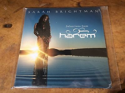 Sarah Brightman - Harem - Selections From.. - 2003 USA Promo Cd. Extremely Rare. • 20£