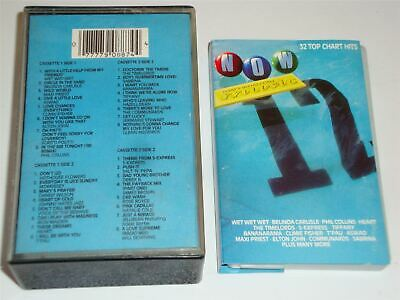 Various Artists - Now That's What I Call Music 12 Double Cassette Tape • 6.99£