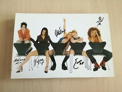 Spice Girls Postcard Collection • 29.99£