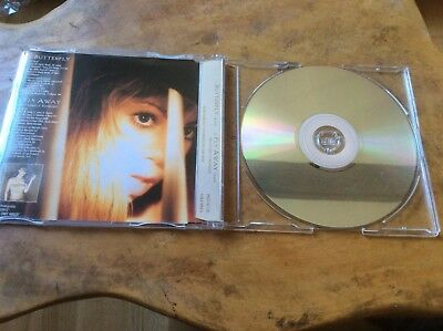 MARIAH CAREY - Butterfly - Mexican 2trk  Promo Only Cd Single. Extremely Rare • 55£