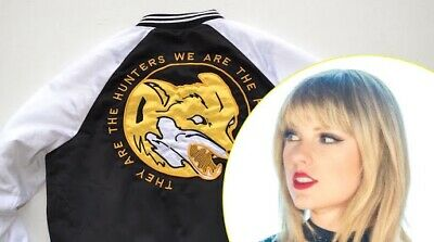 Taylor Swift Bomber Jacket, 1989 Era, Rare FOXES Jacket!! Only One In UK! • 90£