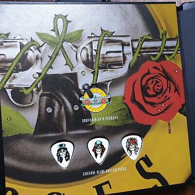 Guns N' Roses,  Not In This Lifetime  2016 Usa Tour Vip Programme/book + Extras! • 135£