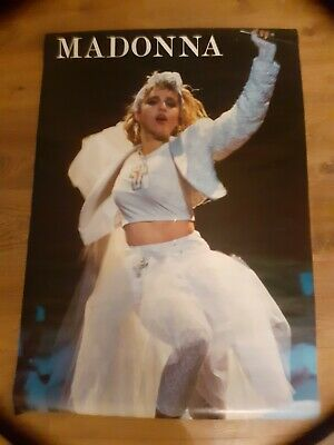 Madonna Poster 80s • 2.60£