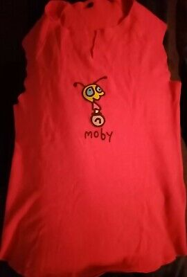 Moby Little Idiot Tshirt • 20£