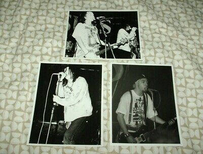 Uk Subs Original 10x8 Concert Photos • 11.99£