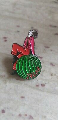 Harry Styles Watermelon Sugar Fine Line Enamel Pin Badge Brooch One Direction 1D • 4.99£