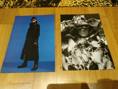Pet Shop BoyS Exclusive Fan Club Literally Photos And Poster Official Rare  • 19.99£