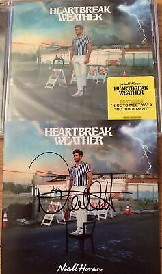 Niall Horan-heartbreak Weather Signed Cd- Proof Provided-one Direction-1d • 78£