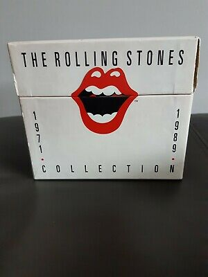 The Rolling Stones Collection 1971 - 1989 CD'S • 50£