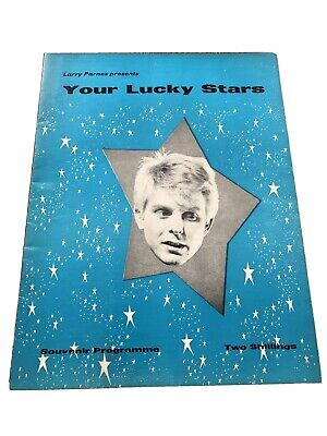 Your Lucky Stars Programme The Crystals Johnny Kidd Joe Brown  Manfred Man • 10£