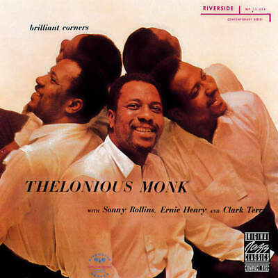 Thelonious Monk With Sonny Rollins , Ernie Henry And Clark Terry - Brilliant Cor • 10.50£