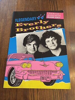 The Everly Brothers Programme • 5£
