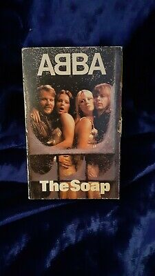 Vintage Unused Abba The Soap Cassette 1978 Boxed J Grossmith Ltd Mothers Day  • 25£