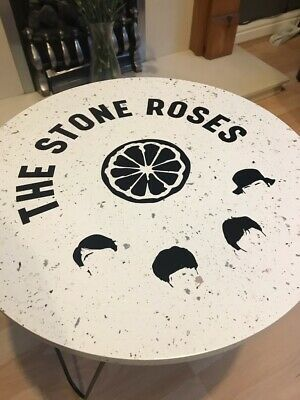 The Stone Roses Side Table • 40£