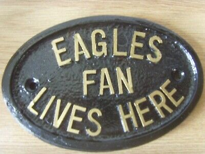 The EAGLES HOUSE GARDEN SHED GARAGE DOOR SIGN COUNTRY ROCK  Frey Henley Walsh • 4.99£