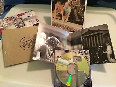 2003 R.E.M. Fan Club Christmas CD Package - Complete, MINT • 28.57£