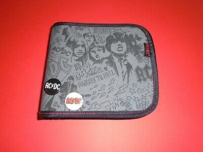 Acdc -quality Cd -wallet -holds 28 Cds  • 34.99£
