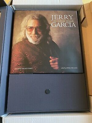 Jerry Garcia Limited Edition The Collected Artwork • 250£
