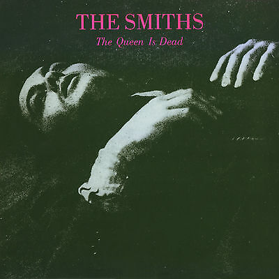 The Smiths   THE QUEEN IS DEAD  Iconic Album Retro Poster Various Sizes • 8.99£