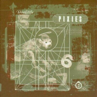Pixies - Doolittle - Pixies CD FSVG The Cheap Fast Free Post The Cheap Fast Free • 3.49£