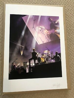 Limited Edition (50) Stereophonics A3 Picture • 15£