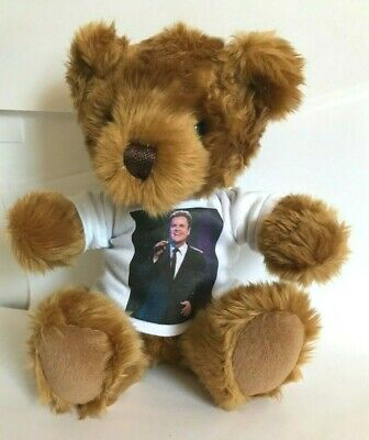 DONNY OSMOND Soft And Cuddly TEDDY BEAR • 14.99£