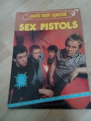 Sex Pistols Punk Rock Special Poster - VERY  Rare & Collectable • 29£