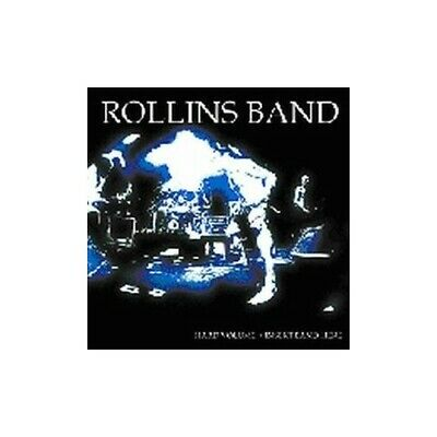 Henry Rollins - Hard Volume/Insert Band Here - Henry Rollins CD PMVG The Cheap • 16.91£