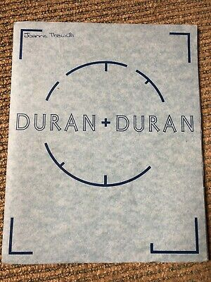 Duran Duran - Fan Club Pack - Rare Collection Of Official Fan Club Items • 34.99£